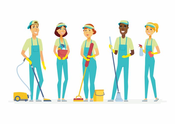 O que faz um Auxiliar de limpeza e Serviços gerais, quais suas atribuições?